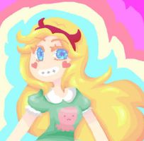 sparkly color rainbow explosion (gif) by Jay0Cee