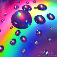 Cosmic Rainbow by Kostandina