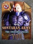 Sontaran Recruit by Rorschach-Law