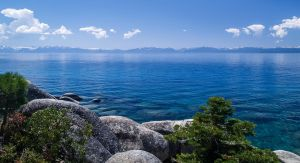 Lake Tahoe I by j-ouroboros