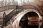 Rusty Old Bridge by JessicaDobbs