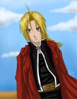 +- On the Road Again -+ - FMA by yamiyugi