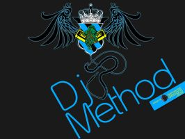 Dj Method Heraldry Logo V2.0 by Methodologi