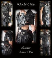 Male Armor Set by Deakath