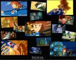 Nausicaa by Lady-Of-The-Pen