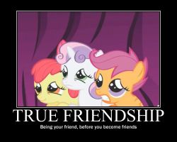 True Friendship by TheMasterofDespair