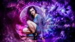 Katie McGrath by VeilaKs-Wallpapers