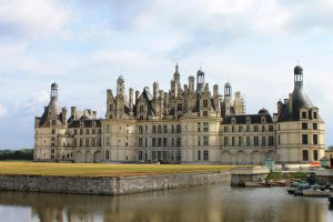 Chateau de Chambord by minervaX