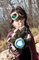 A House On Fire - Asami Genderbend Cosplay by Detailed-Illusion