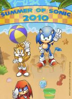Summer of Sonic 2010 by AlkalineAzel