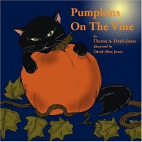 Pumpkins on the Vine by jbacardi