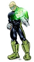 Power Ring by Superheroics