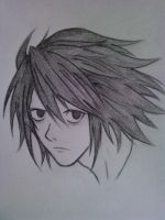 Lawliet the first by Letizi