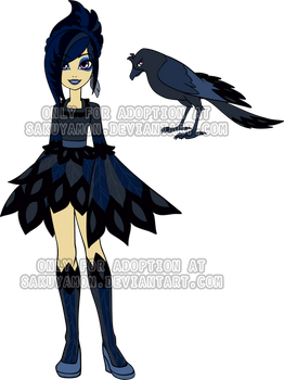 Ever After High adoptable4 by Sakuyamon