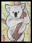ACEO 09 - 3$ US + 3,50 for shipping by TheCryingOrc