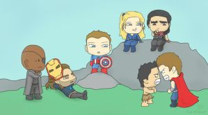 Spartacus is Avengers