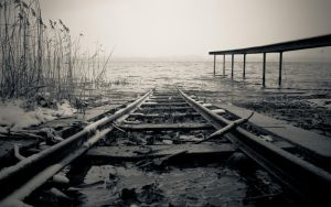 rail to nowhere by QuadWord