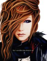 Invisible Wall-Uru by cassiesillustrations