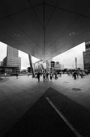 Berlin - Potsdamer Platz by keepballin
