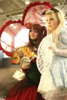Alice Liddell: +Charming+ by KittyHimee