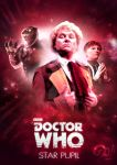 Doctor Who- Star Pupil Poster by ginovanta