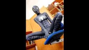 Spiderwoman by Haseo1970