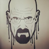 walter white by rocraida