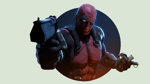 Deadpool by P0nyStark