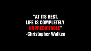 Christopher Walken on Life by JanetAteHer