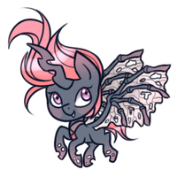 Contest Prize - Burning Chame by CloudBrownie