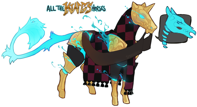 [Adopt] All the King's Horses [CLOSED] by Smooshkin