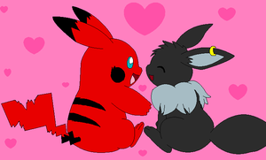 Happy Valentines Day by pokegirl150