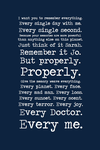 Every Doctor. Every Me by inkandstardust