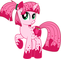 [Adopt Payment] Strawberry Smoothie by CraftyAllie