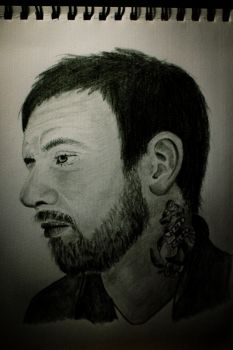 Dallas Green by iw0ntgiveuponyou