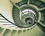 Lighthouse Staircase by Liloflealo