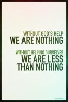 We are nothing. by rizviGrafiks