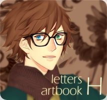LETTERS artbook: H [preview] by Serandaria