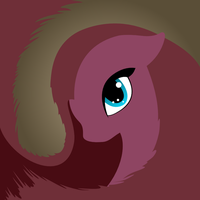 Blue Eyes vectorisation by AetherElemental