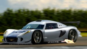 Lotus Exige SuperGT by Ophideus