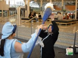 Otakuthon 09- Cat Play 03 by oilyraven