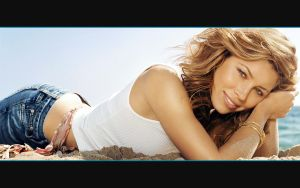 Jessica Biel Wallpaper by seb88