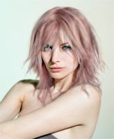 Sienna Guillory as Lightning 2 by kosmos99