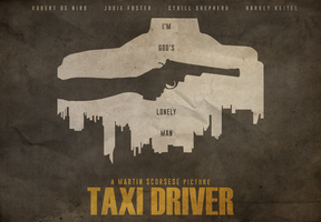 You Talkin' to Me? - Taxi Driver Poster by disgorgeapocalypse