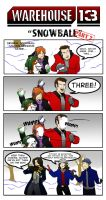 "Warehouse 13 - ""Snowball"" Part 2 by ComickerGirl"