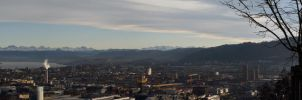panorama zurich by oceanbased