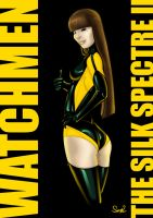 Watchmen-Silk Spectre II-4 by Sno2