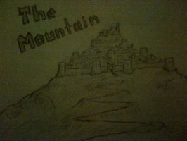 The Mountain by dotto88