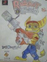 Ratchet and Clank by smartguy123