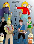 Alliance (Cover) by LadyDeliz
